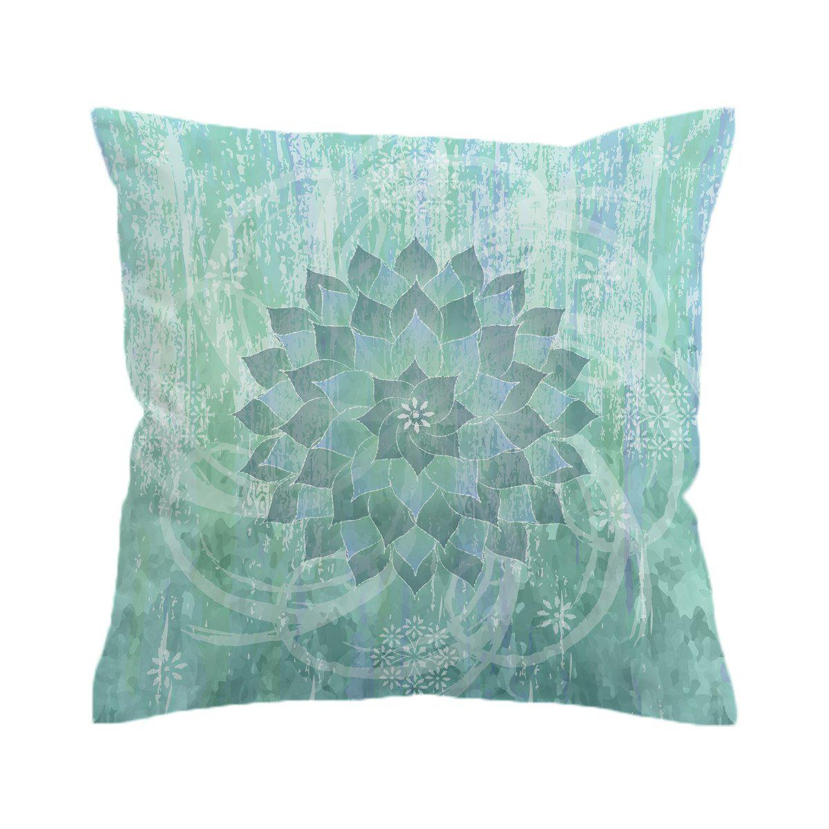 The Ocean Hues Pillow Cover-Coastal Passion