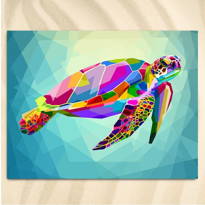 Beach Towel-The Original Maui Sea Turtle Extra Large Towel-Coastal Passion