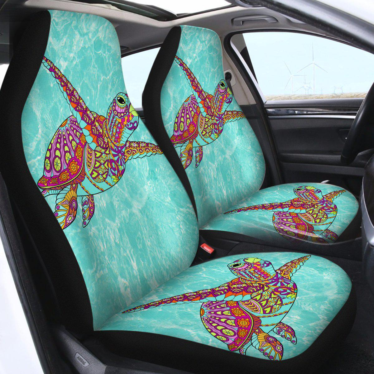 The Original Sea Turtle Spirit Car Seat Cover