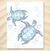 Beach Towel-The Original Sea Turtle Twist Extra Large Towel-Coastal Passion