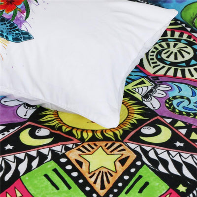 The Original Turtle Mystic Bedding Set-Duvet Comforter Bedding Set-Coastal Passion