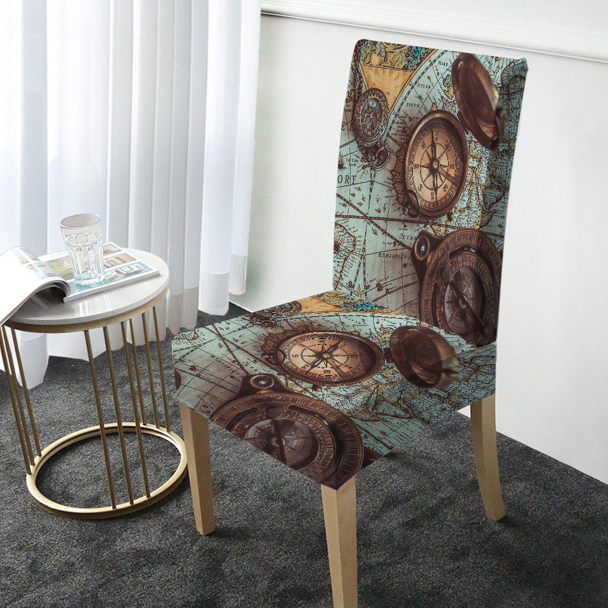 The World Wanderer Chair Cover-Coastal Passion