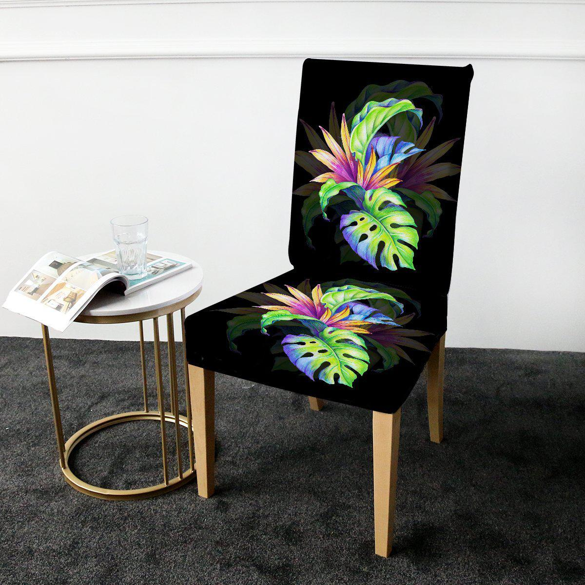 Dining Chair Cover-Trop Love Chair Cover-Coastal Passion