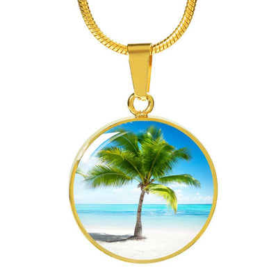 Tropical Dream Necklace/Bracelet-Jewelry-Luxury Necklace (Gold)-Coastal Passion