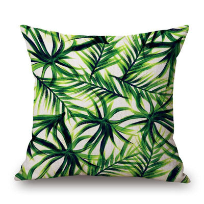 Tropical Lush Collection-Pillow Cover-Tropical Lush 5-Coastal Passion