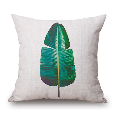 Tropical Lush Collection-Pillow Cover-Tropical Lush 4-Coastal Passion