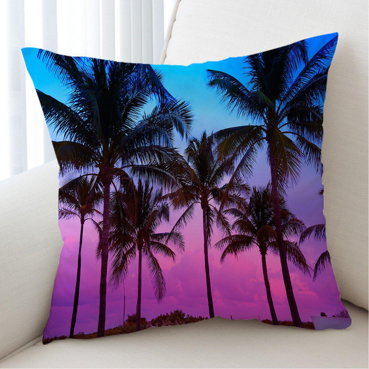 Tropical Skies Pillow Cover-Coastal Passion