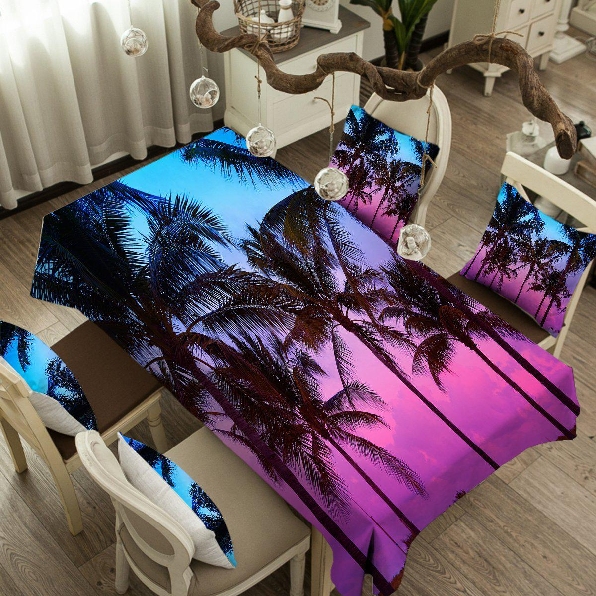 Tropical Skies Tablecloth-Coastal Passion