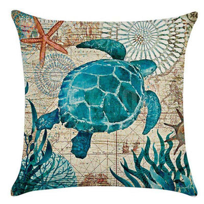 Under the Sea Collection-Sea Turtle-Coastal Passion