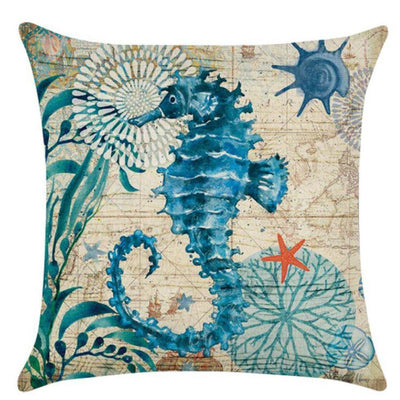 Under the Sea Collection-Seahorse-Coastal Passion