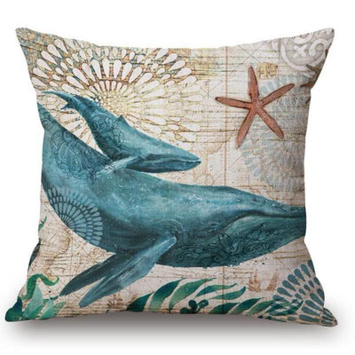 Under the Sea Collection-Whales-Coastal Passion