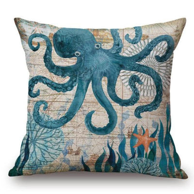 Under the Sea Collection-Octopus-Coastal Passion