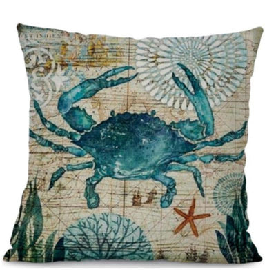 Under the Sea Collection-Crab-Coastal Passion