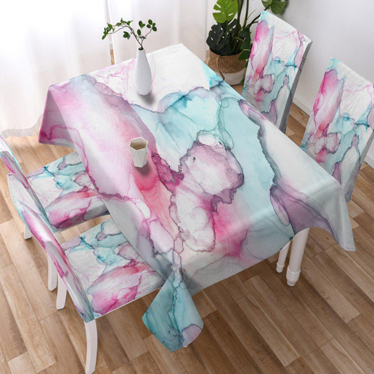 Waikiki Tablecloth-Coastal Passion
