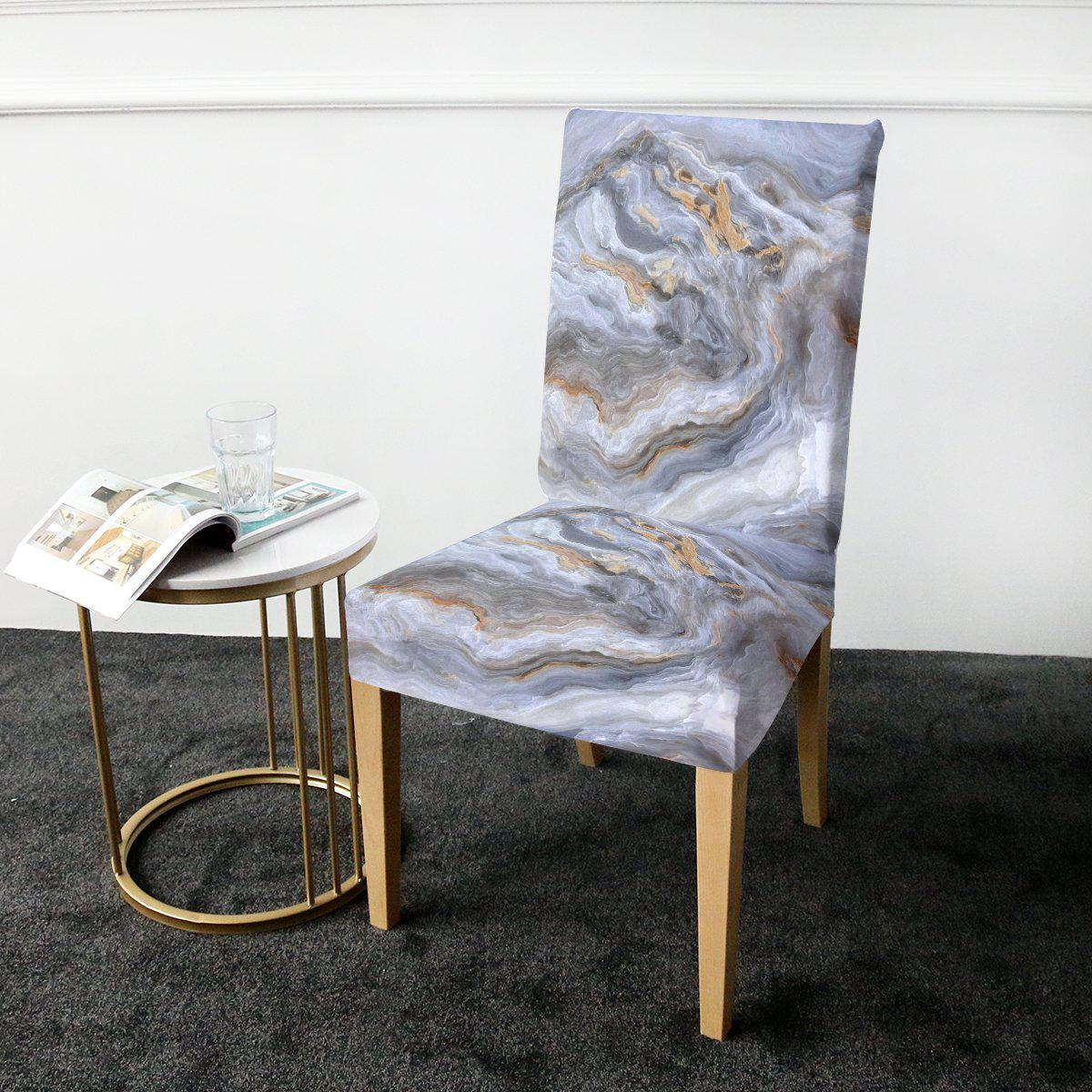 Whitehaven Beach Chair Cover-Coastal Passion