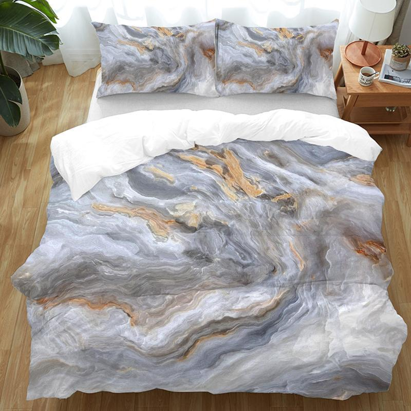 Duvet Comforter Bedding Set-Whitehaven Beach Duvet Cover Set-Coastal Passion