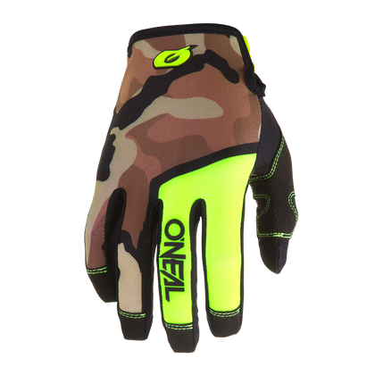 O'Neal MAYHEM Glove  AMBUSH neon yellow
