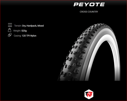 Vittoria Peyote Cross Country MTB - Tyres
