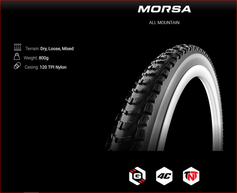 Vittoria Morsa All Mountain MTB - Tyres