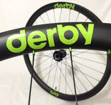 Derby Wide Carbon Rims (MTB)