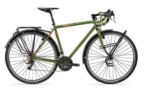 "Cinelli HOBOOTLEG ""GREEN MONKEY"""