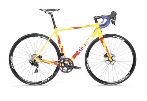 Cinelli PALIO frameset (Disc) - Road