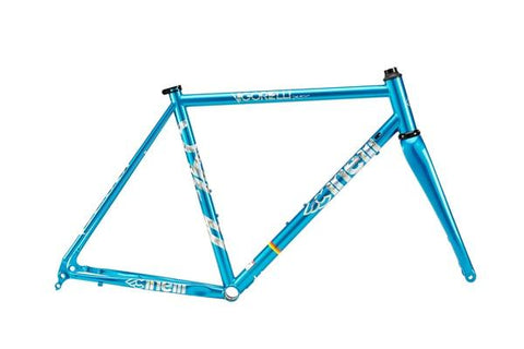 CINELLI Vigorelli Road Frameset Electric Blue (Disc)