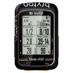Bryton Rider 450 w Trail mode - Road, Tri, MTB