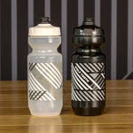 Wolf Tooth Grid Water Bottle 22 oz - Wolf tooth