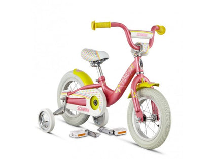 "12"" Schwinn Pixie Kids - Balance and Bike"