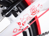 Limited Edition Joker FOLDY Bike - Hello Kitty X Line Friends