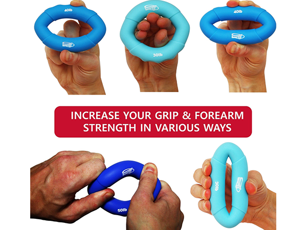 Why & How to Increase Grip Strength