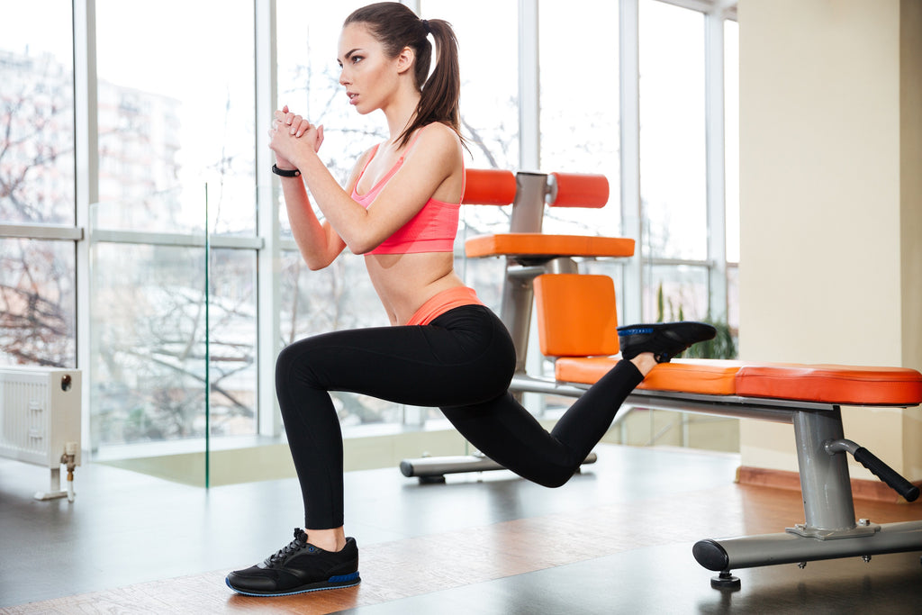 How To Do Squats And Lunges Without Killing Your Knees
