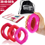 Oval Hand Strengtheners