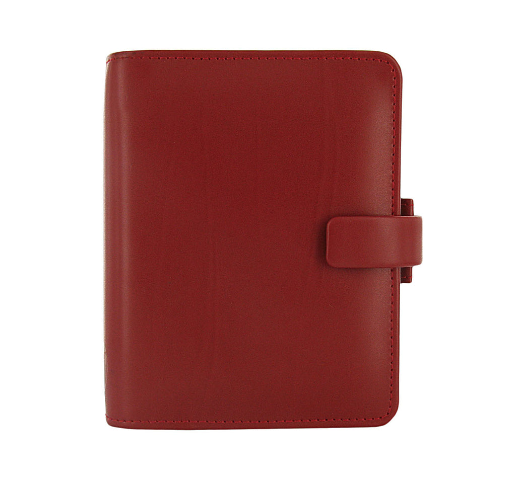 FILOFAX POCKET METROPOL ORGANISER RED 19-026960