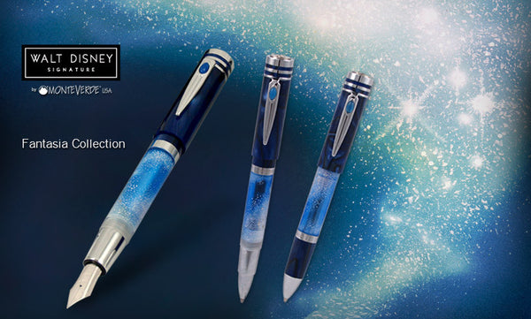WALT DISNEY SIGNATURE BY MONTEVERDE FANTASIA COLLECTION LIMITED EDITION BALLPOINT 598/1940