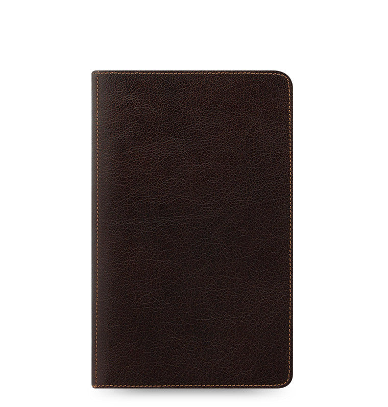 FILOFAX HERITAGE ORGANIZER PERSONAL BROWN LEATHER PRODUCT 17-026024