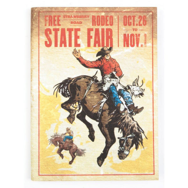 LETTS OF LONDON NOTELETTS RETRO A5 STATE FAIR TNRXNB2SF