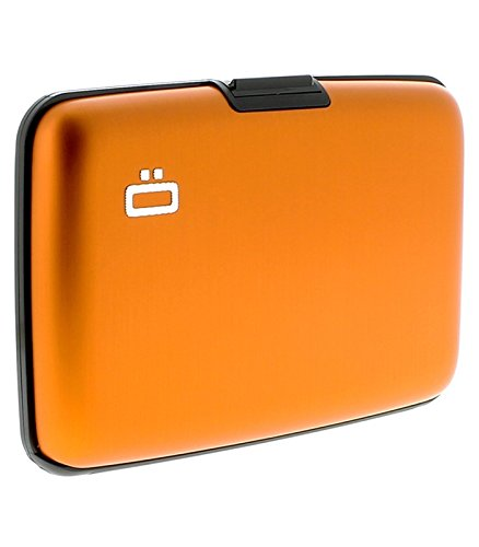 OGON CARD CASE WALLET STOCKHOLM WALLET ORANGE