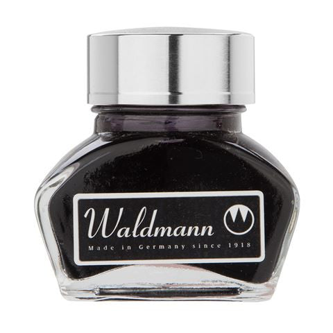 WALDMANN BLACK INK BOTTLE