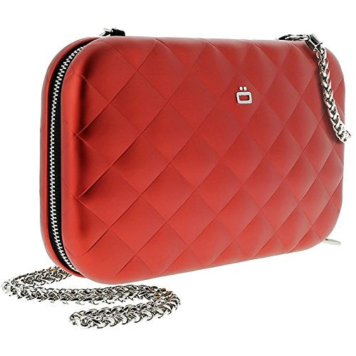 OGON DESIGN QUILTED LADY BAG RED