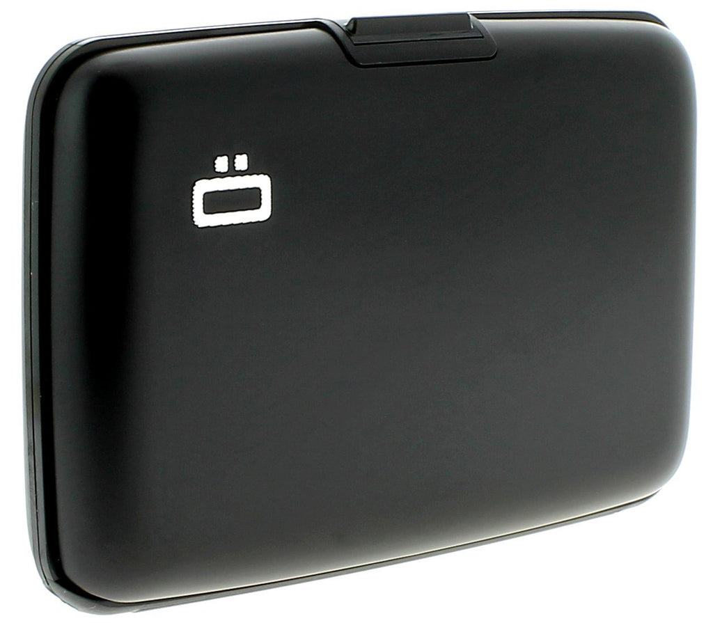 OGON CARD CASE WALLET STOCKHOLM WALLET BLACK