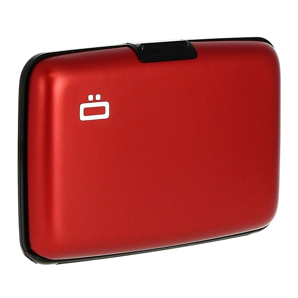 OGON CARD CASE WALLET STOCKHOLM WALLET RED