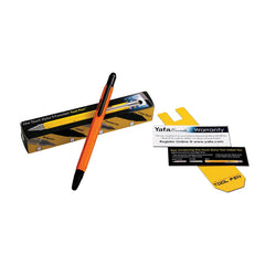 Monteverde USA® Tool Pen™ InkBall, Liquid Rollerball Pen, Orange/Black
