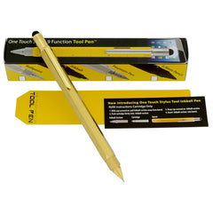 MONTEVERDE USA Tool 0.9mm Pencil - Solid Brass (MV35481)