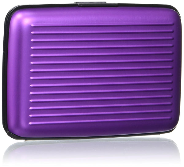 OGON CARD CASE WALLET STOCKHOLM WALLET PURPLE