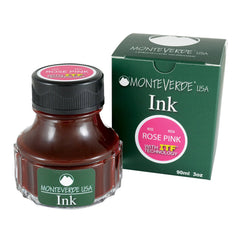 MONTEVERDE USA INK WITH ITF TECHNOLOGY 90ML ROSE PINK G308PK