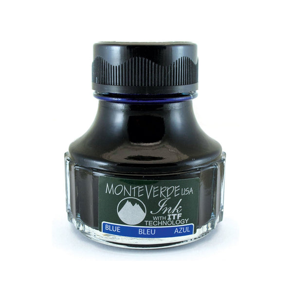 Monteverde Ink Bottle, Blue (G308bu)