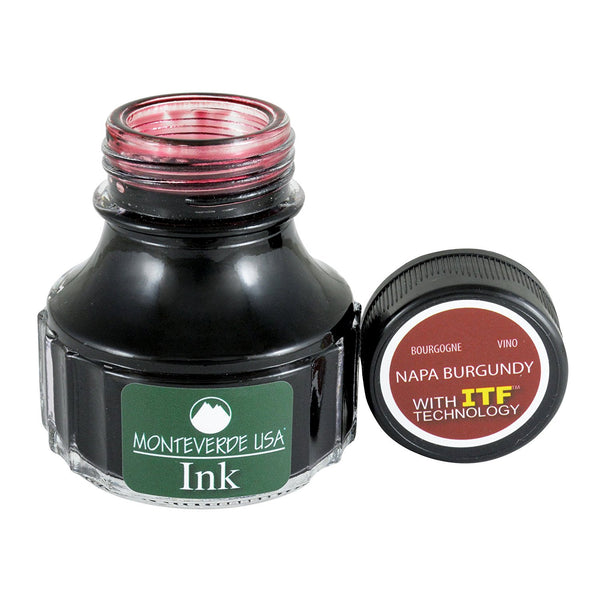 MONTEVERDE USA INK WITH ITF TECHNOLOGY 90ML NAPA BURGUNDY G308BG
