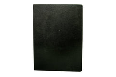 LIVTEK INDIA MI PAD LARGE  SIZE HARD COVER DERBY BLACK  NOTEBOOK